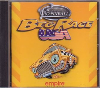 CD cover Big Race
