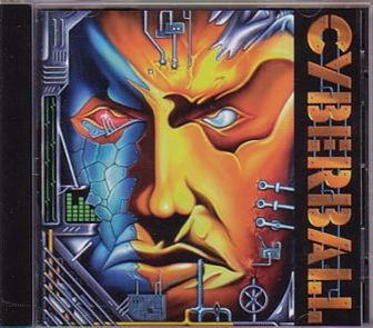 CD cover Cyberball