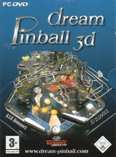 CD cover Dreams pinball 3D