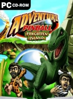 CD cover Pinball Forgotten Island