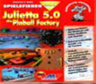 CD cover Pinball