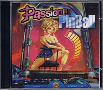 CD cover Passion Pinball