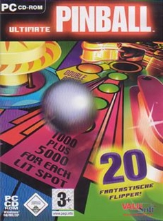 CD cover Ultimate Pinball
